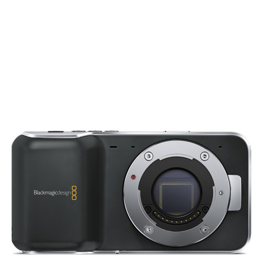 Blackmagic Pocket Cinema Camera - 43 Rumors