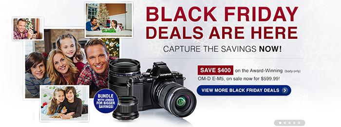 New Black Friday deals: Gold Box on the Rokinon 12mm MFT
