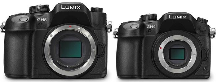 Kết quả hình ảnh cho Full Panasonic GH5 Specs