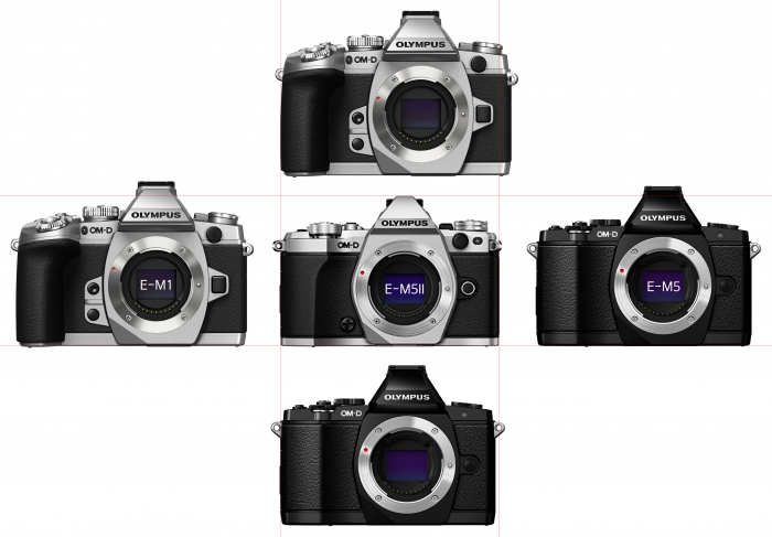 olympus-om-d-e-m5ii-size-comparison-front