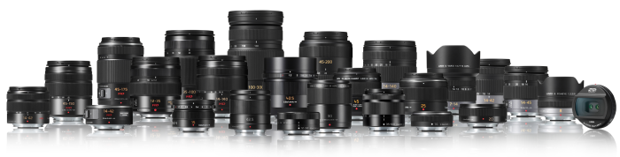 Panasonic_lens_collection