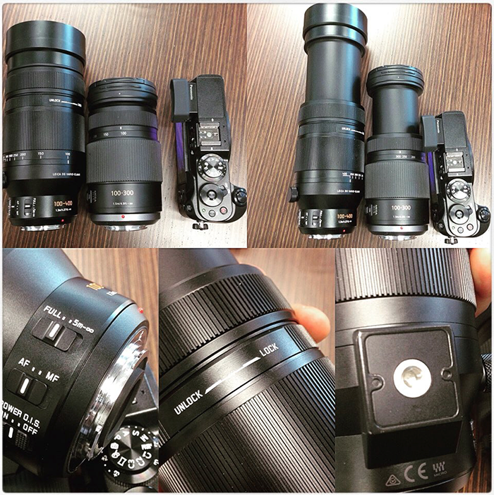 few new images of the panasonic 100 400mm lens 43 rumors. Black Bedroom Furniture Sets. Home Design Ideas