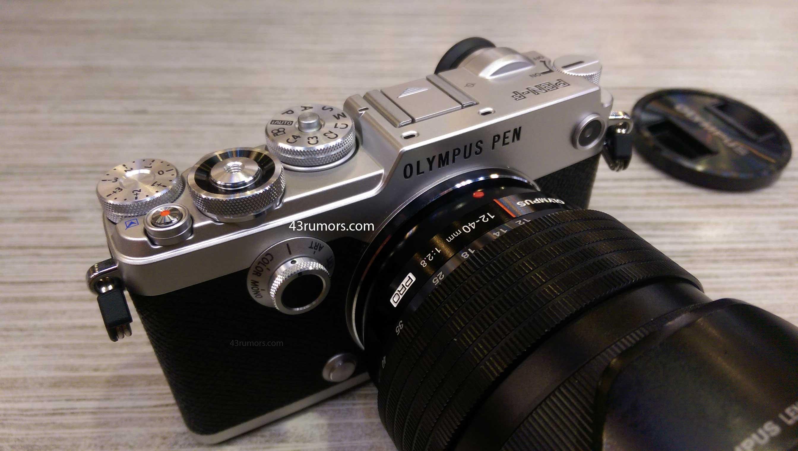 Thông tin chi tiết về chiếc máy Olympus Pen-F ra mắt trong 2 ngày nữa:cảm biến 20 Mpx, chụp 50 Mpx - 108911