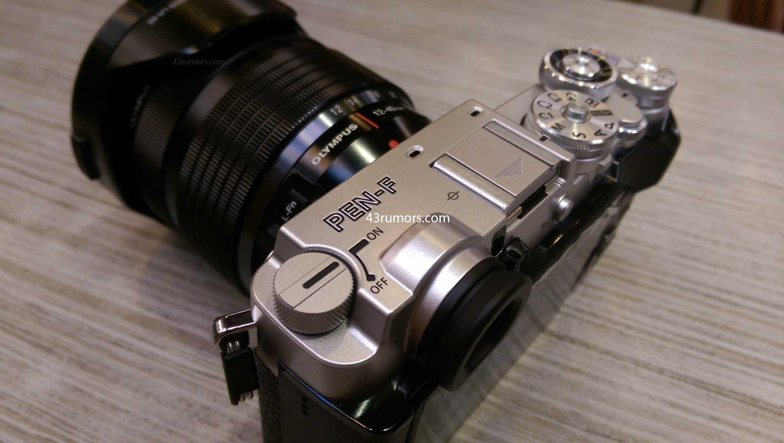 Thông tin chi tiết về chiếc máy Olympus Pen-F ra mắt trong 2 ngày nữa:cảm biến 20 Mpx, chụp 50 Mpx - 108913