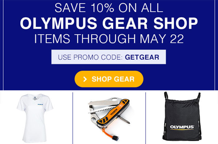 10 off at the olympus gear shop new sd card savings at bh 43 rumors. Black Bedroom Furniture Sets. Home Design Ideas