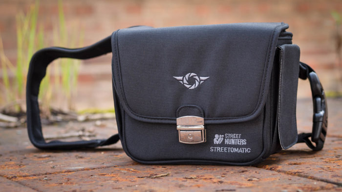 CAMSLINGER Streetomatic Black Streethunters Edition