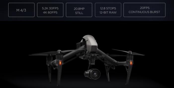 Quadcopter Specs