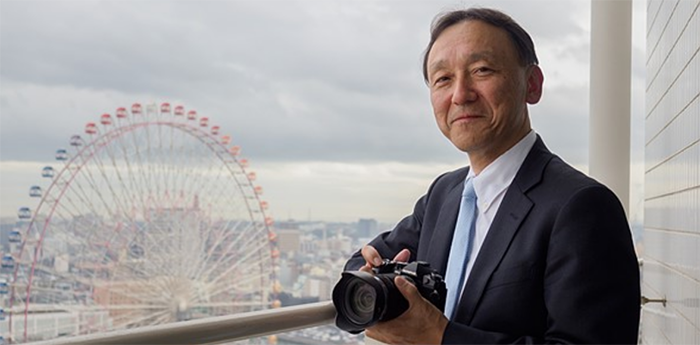 Olympus interview at DPreview: