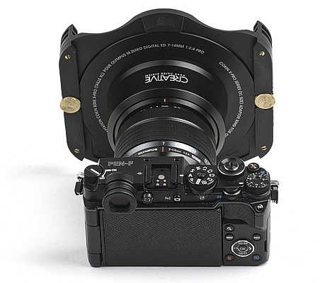 Adaptor Ring For Olympus  Mm Pro Lens