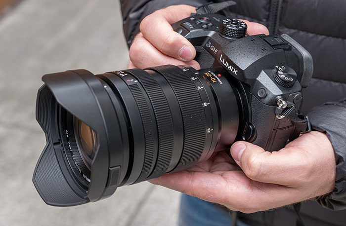 Dpreview Hands-on with Panasonic's 10-25mm f/1 7 lens - 43 Rumors