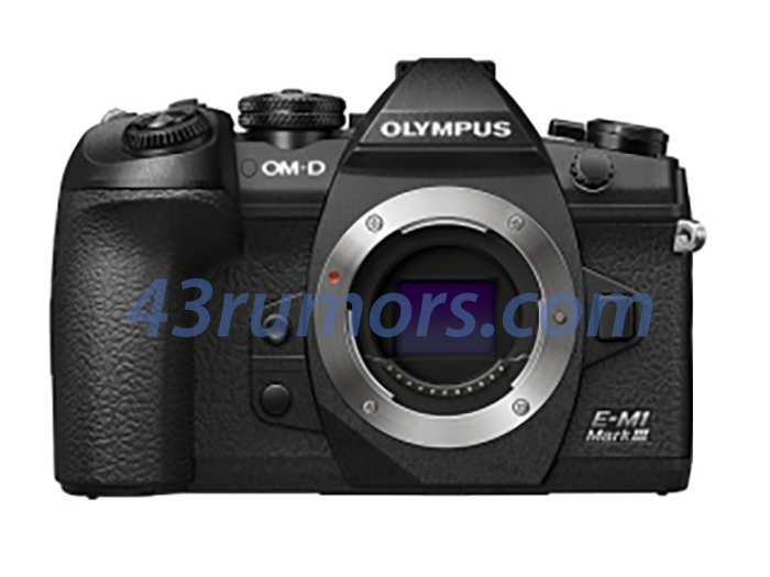 (FT5) First leaked images of the new E-M1III !!! - 43 Rumors